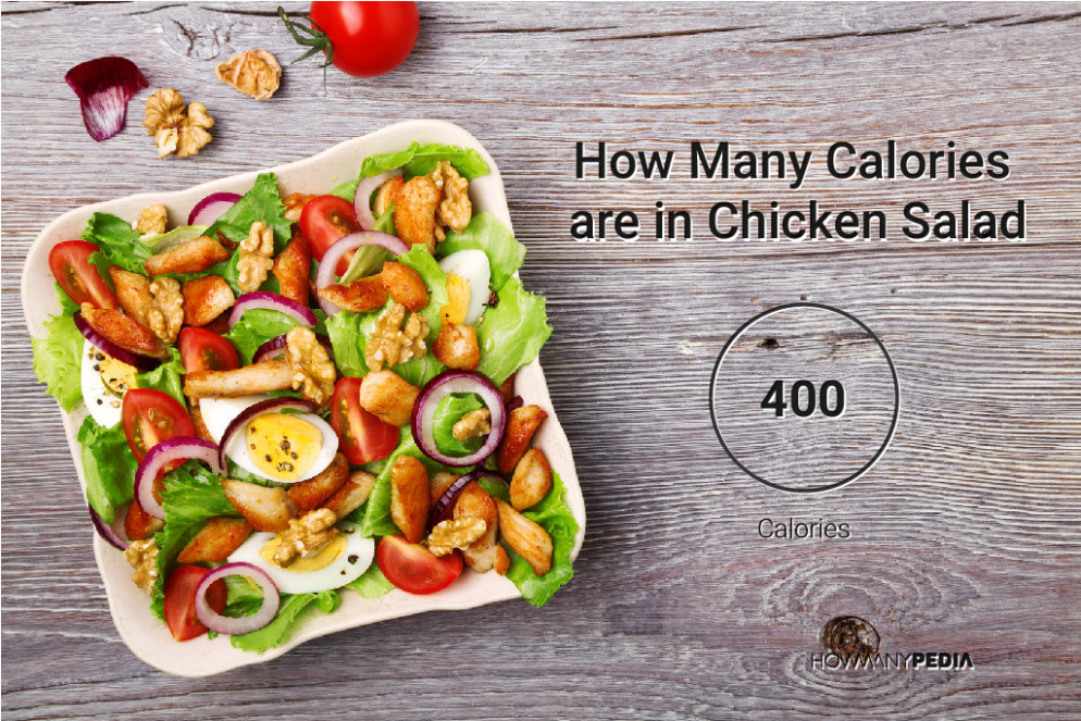 How Many Calories in a Salad - Howmanypedia
