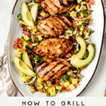 How To Grill The Perfect Chicken Breast