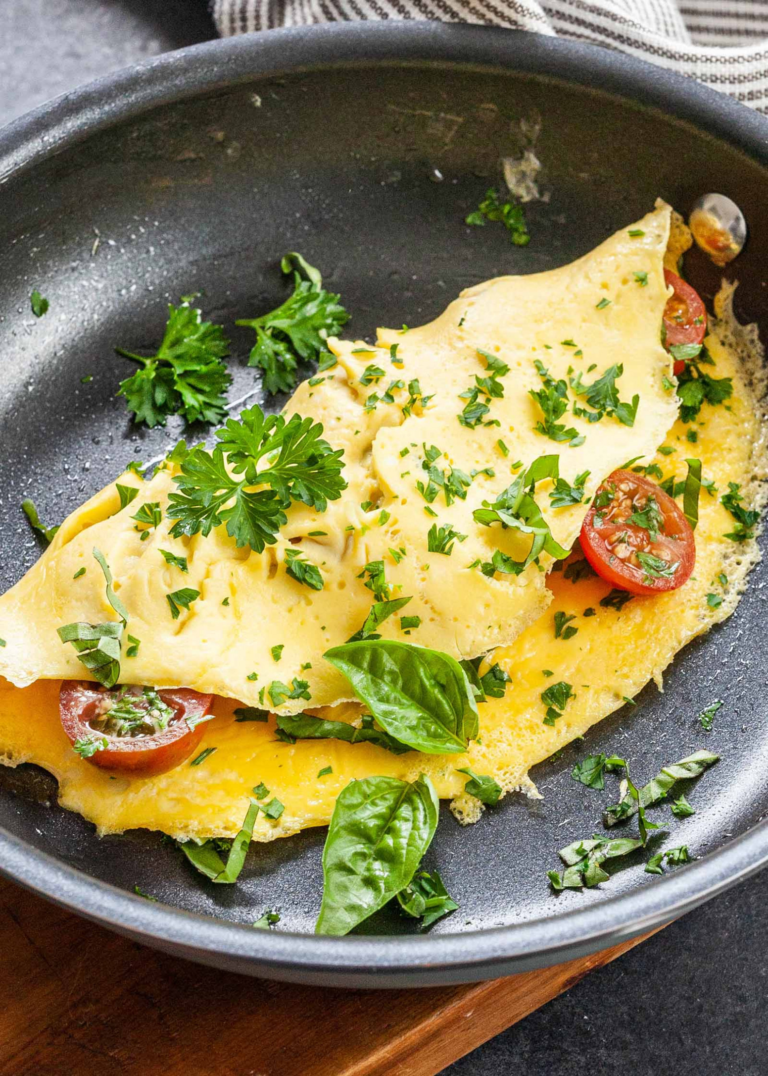 How to Make an Omelet | SimplyRecipes.com
