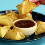 How To Make Baked Cream Cheese Wontons | Appetizer Recipes …