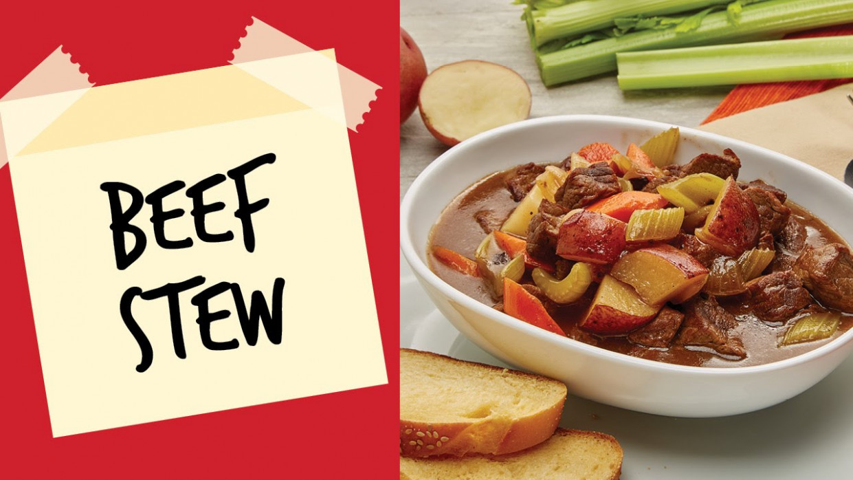 How to Make Beef Stew with the Power Pressure Cooker XL ...