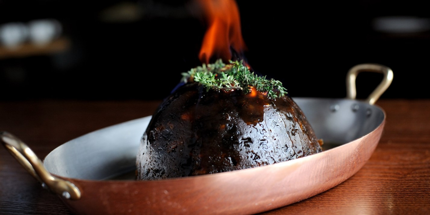 How to make Christmas pudding - Great British Chefs