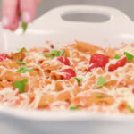 How To Make Creamy Pasta Bake With Cherry Tomatoes And …