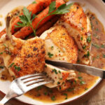 How To Make Easy Pan Roasted Chicken Breasts With Bourbon …