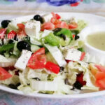 How To Make Greek Salad / Greek Salad Recipe In Malayalam …