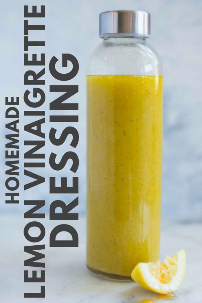 How to Make Homemade Salad Dressing + 5 Healthy Salad ...