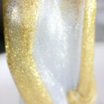 How To Make Metallic Gold And Silver Slime Recipes With Kids