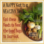Incorporate #prebiotics into your diet to feed a healthy ...