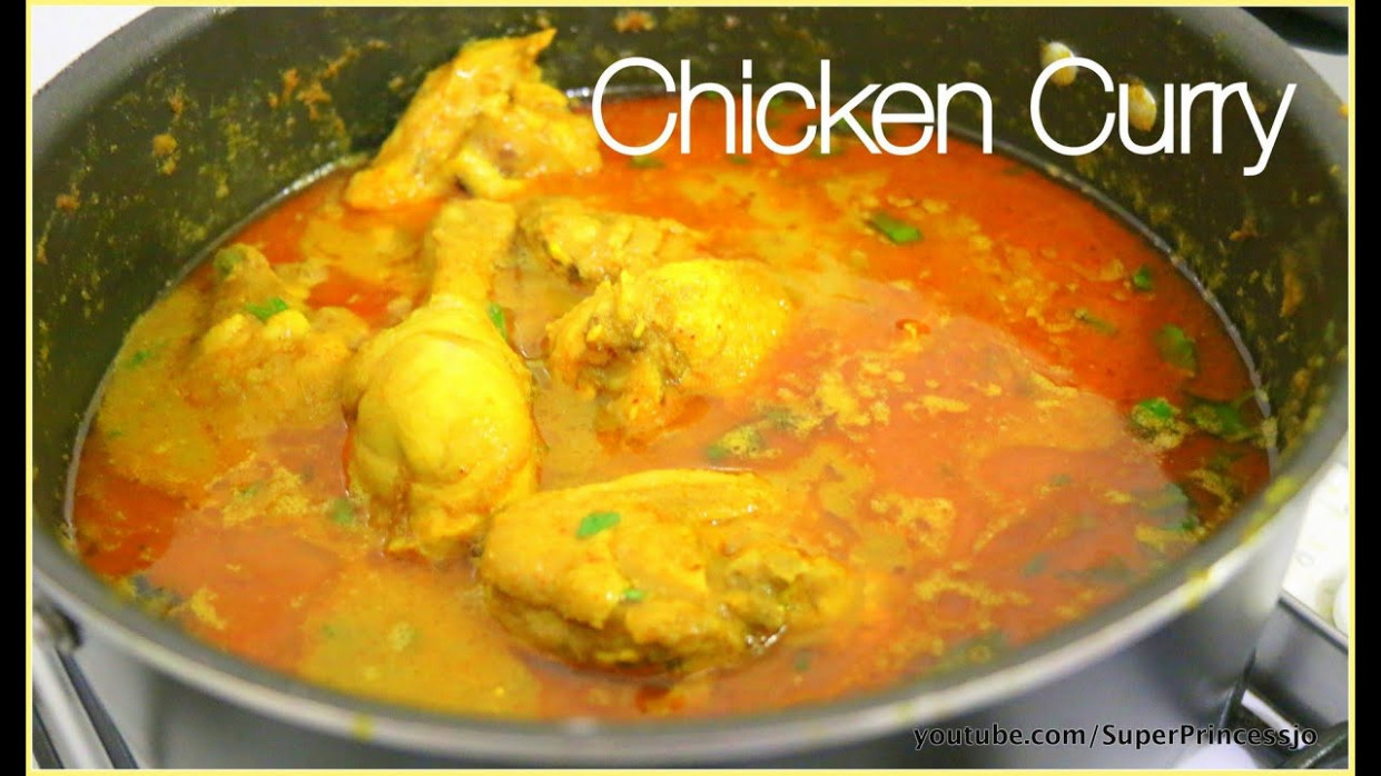 indian chicken curry recipes easy