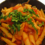 Indian Cooking Recipes: Tomato Pasta – Indian Style