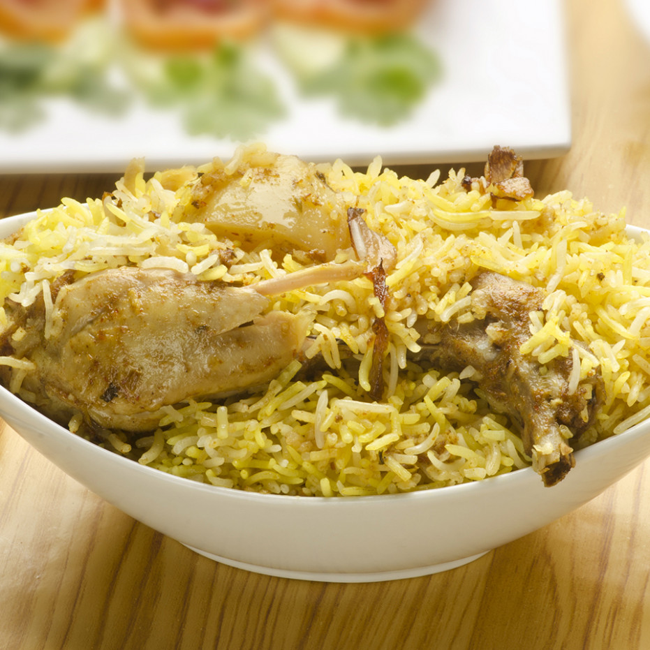 Indian Non-Veg Recipe– Chicken Biryani | Hcg Diet Info ...