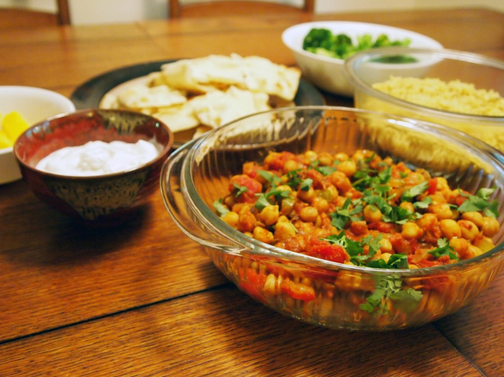 Indian veg recipes for dinner party - Bali Indian ...