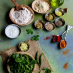 Ingredients For Methi Thepla