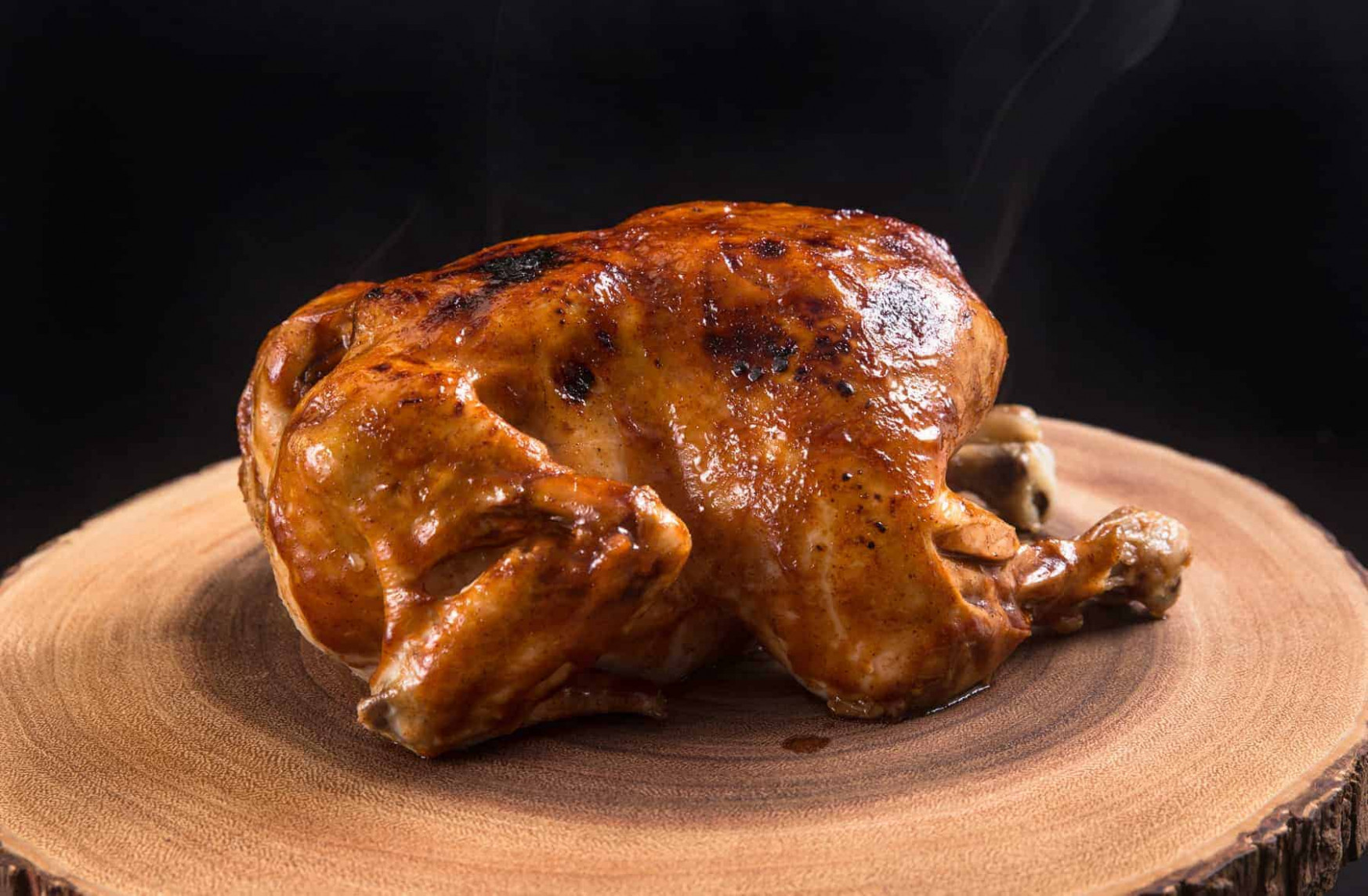 Instant Pot BBQ Whole Chicken Recipe (Pressure Cooker Whole ...