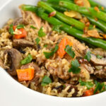Instant Pot Chicken And Rice Recipe – 6 Points – LaaLoosh