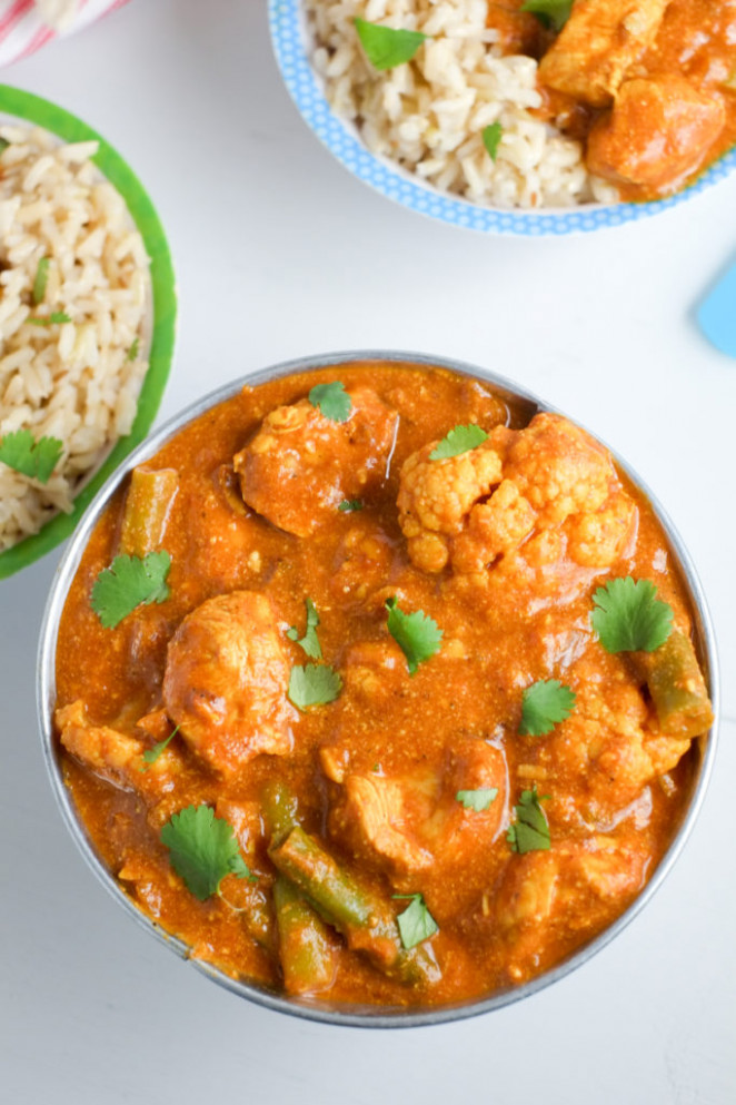 Instant Pot Indian Butter Chicken Recipe | Healthy Ideas ...