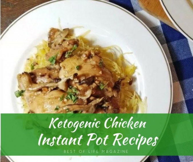 Instant Pot Keto Chicken Recipes Low Carb Recipes - Best ...