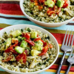 Instant Pot Low Carb Green Chile Chicken Burrito Bowl …