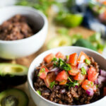 Instant Pot Mexican Casserole – My Plant Based Family