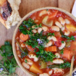 Instant Pot Minestrone Soup - Yummy Mummy Kitchen