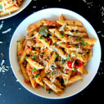Instant Pot Pasta   Penne With Sausage In Tomato Cream Sauce