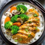 Instant Pot Teriyaki Chicken – Jessica Gavin