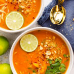 Instant Pot Thai Chicken Soup – IFOODreal – Healthy Family …