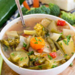 Instant Pot Weight Loss Soup Is A Very Easy To Make Veggie …
