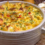 Italian Chicken Casserole – The Midnight Baker
