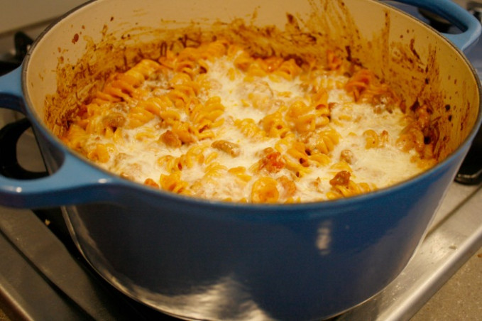 Italian Festival Bake: A Dutch Oven Recipe • Binkies and ...