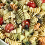 Italian Pasta Salad – Together As Family