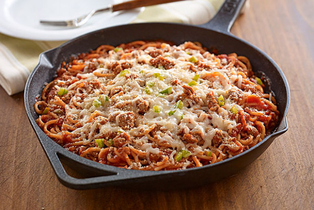 Italian Pasta Skillet - Kraft Recipes
