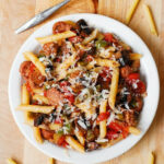 Italian Sausage Pasta With Vegetables – Julia's Album