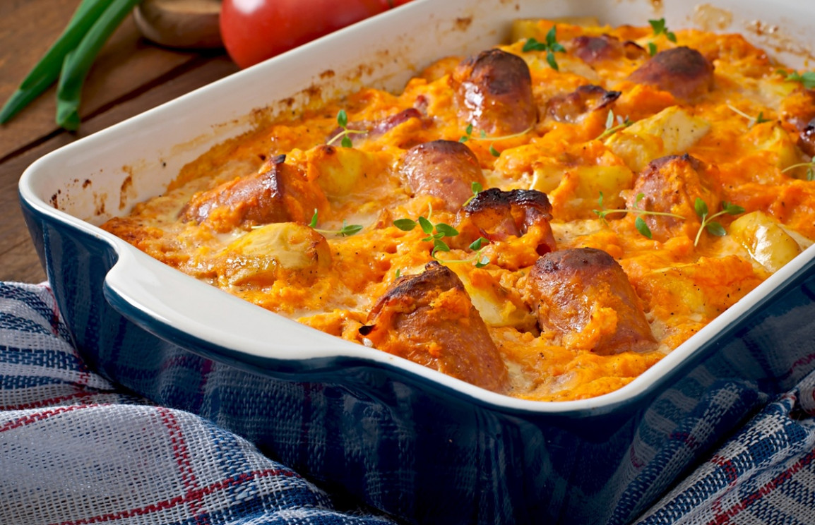 Italian Sausage Rice Casserole From 22 Comforting …