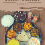 Jain Thali |Paryushan Parva Recipes ~ Rajasthani Recipes
