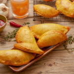 Jamaican Beef Patties (in Flaky Pastry) Recipe