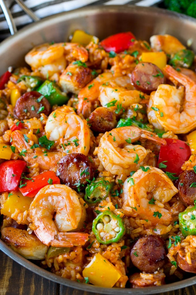 Jambalaya Recipe - Dinner at the Zoo