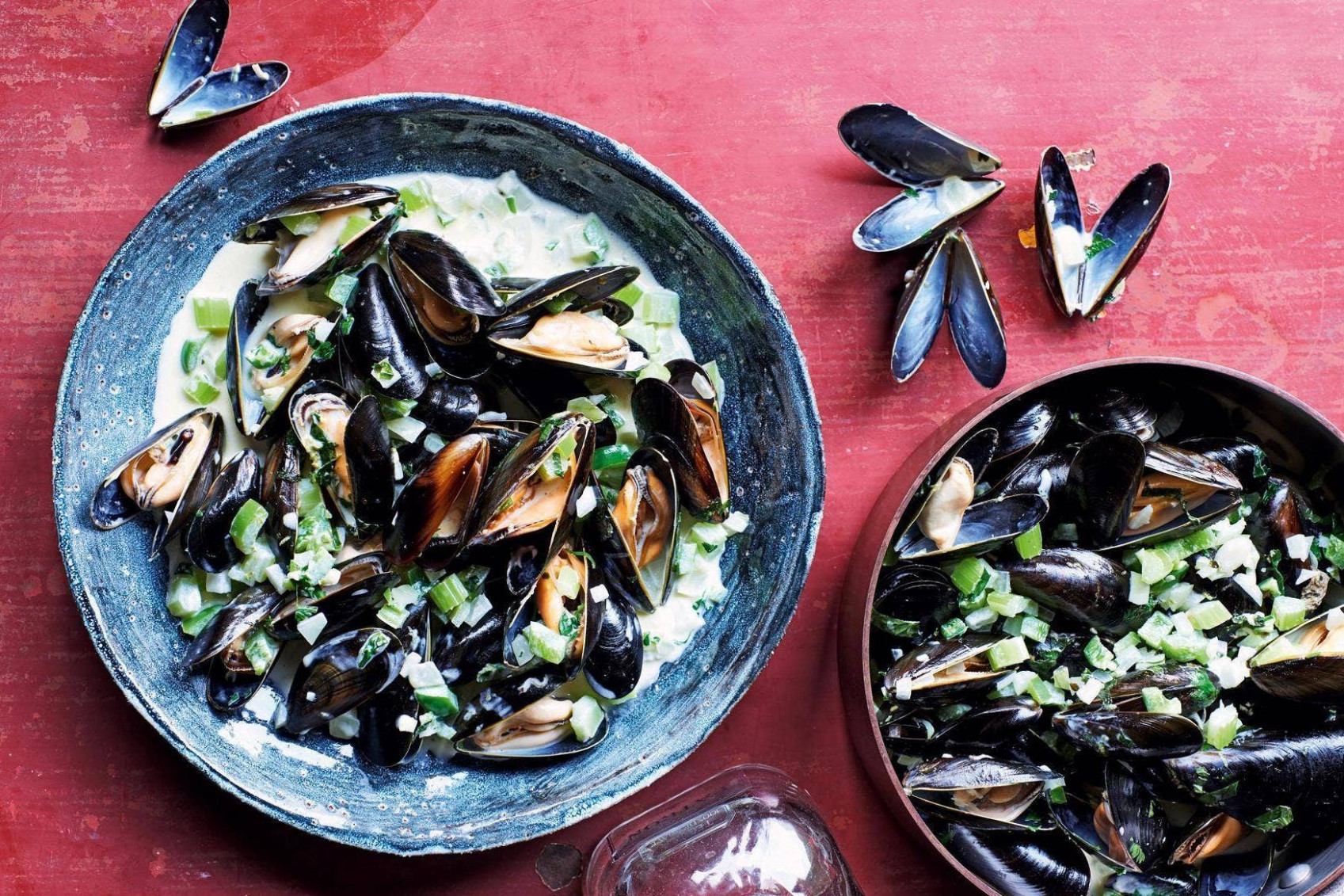 James Martin's American Adventure: Mexican mussels recipe ...