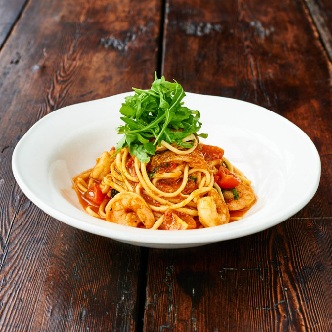 Jamie Oliver's Prawn Linguine Recipe | Woman&home