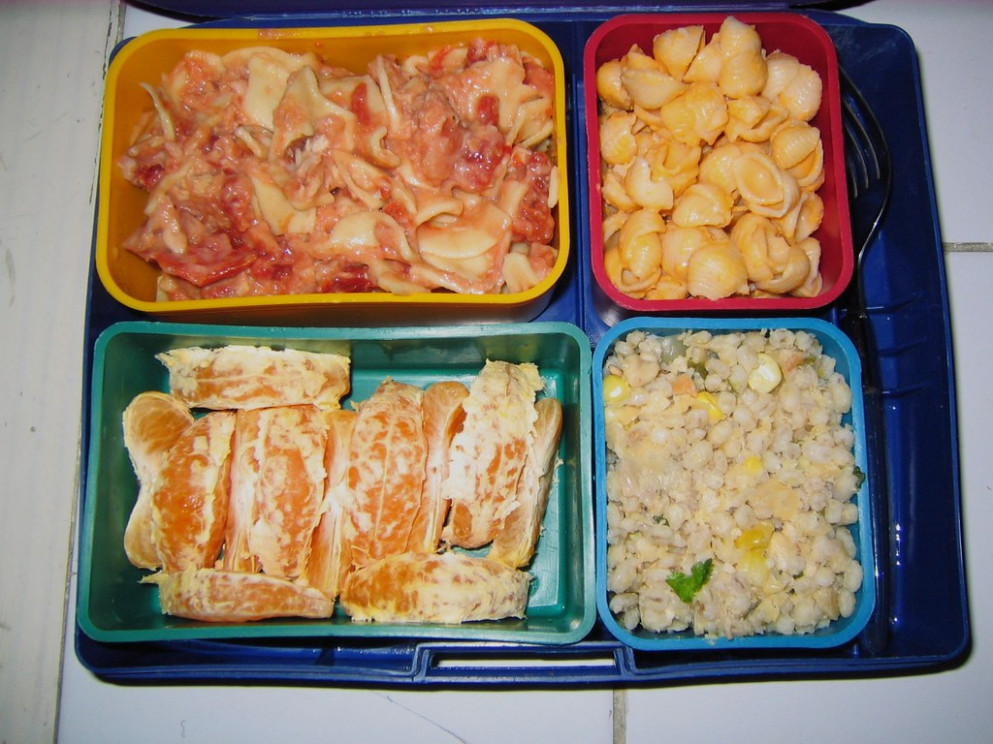 January 8th Lunch