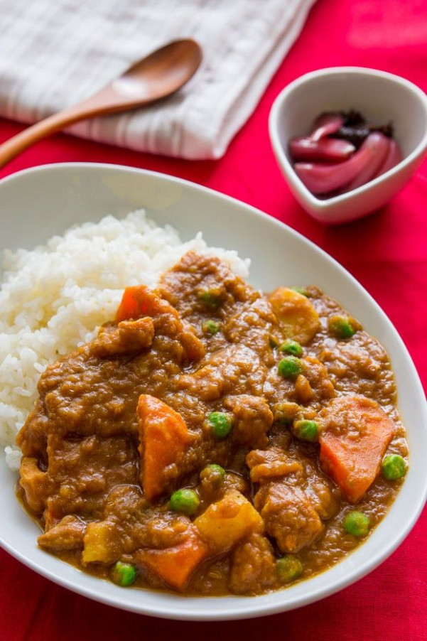 Japanese Curry from Scratch | Recipe | Food | Japanese ...