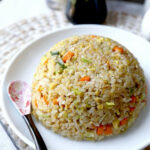 Japanese Fried Rice - Yakimeshi - Pickled Plum Food And Drinks