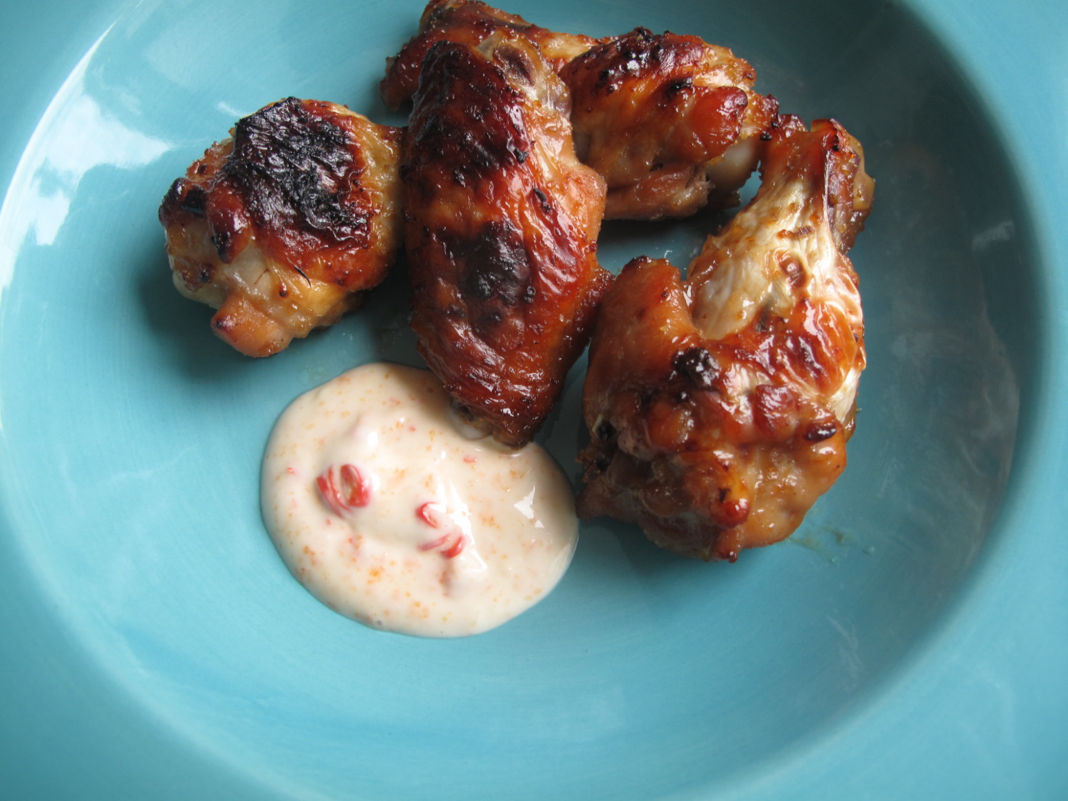 Japanese Mayo dip (with Yuzu chicken wings) recipe on ...
