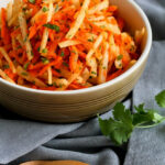 Jicama & Carrot Slaw Recipe with Honey-Lime Dressing ...