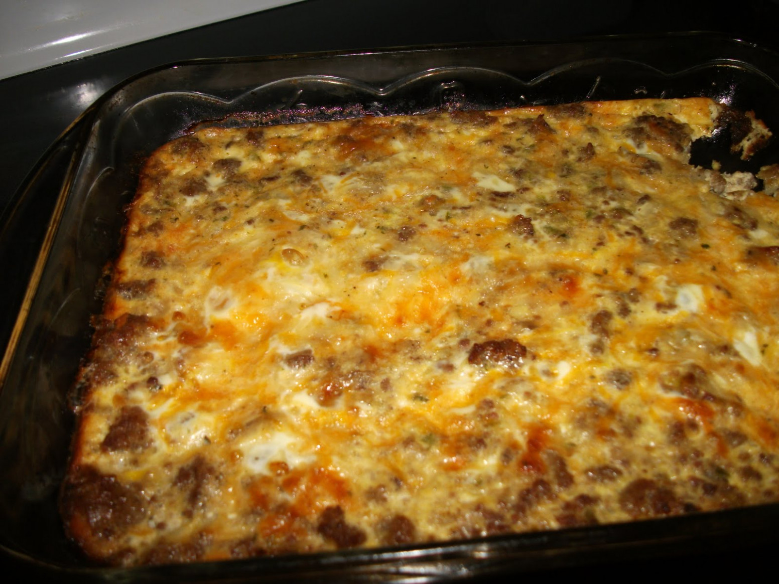 Joans Low Carb Living and Recipes: Breakfast Casserole low ...