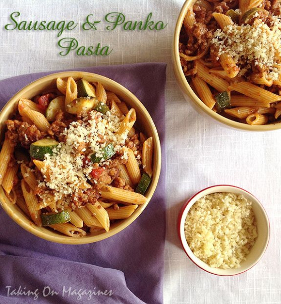johnsonville italian sausage penne recipe