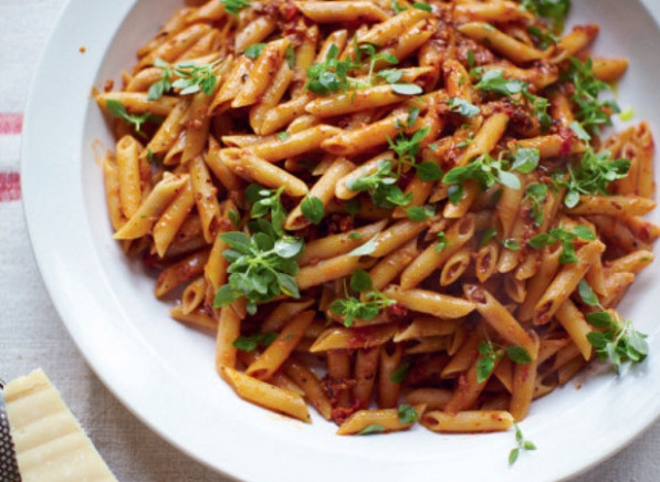 Jools Oliver's pregnant pasta recipe by Jamie Oliver ...