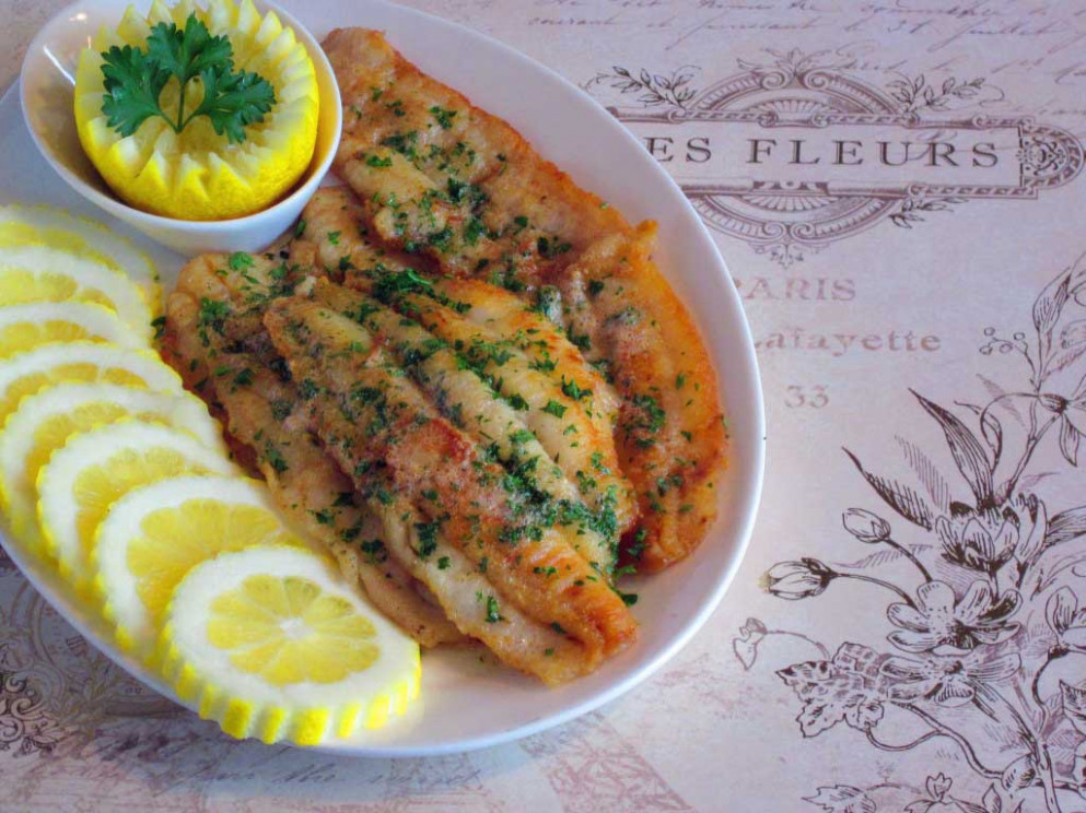 Julia Child's Recipe For Sole Meuniere | KeepRecipes: Your …