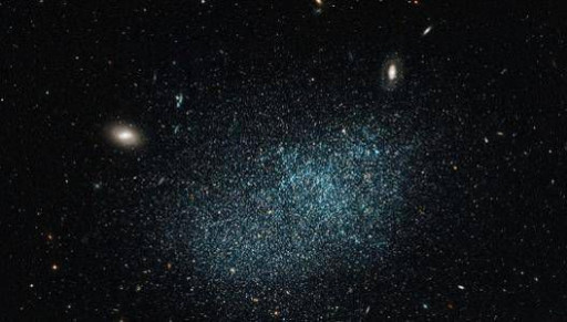Just how big is the smallest galaxy in the universe? | MNN ...
