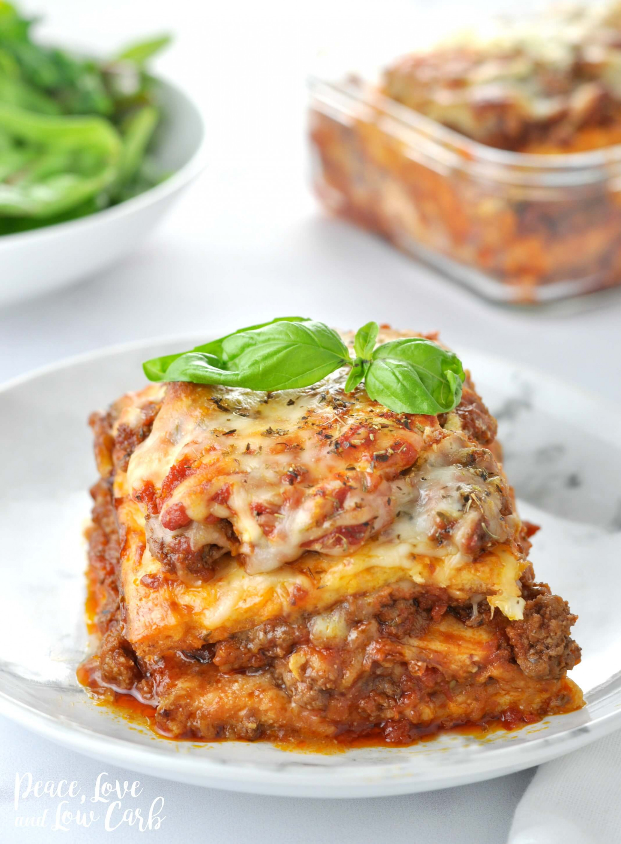 """Just Like The Real Thing"" LASAGNA!!"